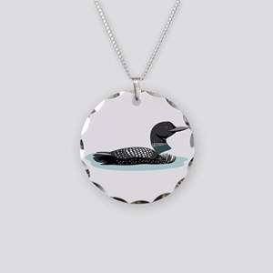 Great Northern Loon Necklace