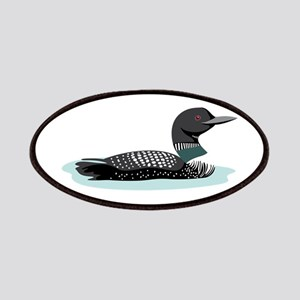 Great Northern Loon Patches