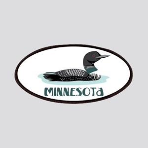 MINNESOTA Loon Patches