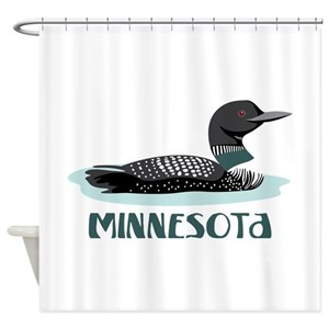 Minnesota Shower Curtains