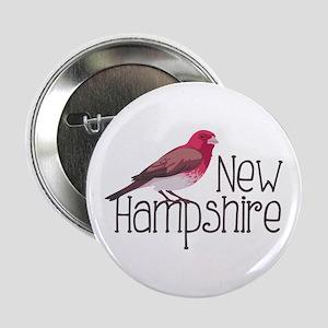 "New Hampshire Finch 2.25"" Button"
