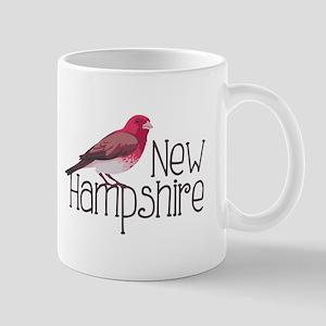 New Hampshire Finch Mugs