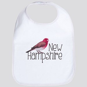 New Hampshire Finch Bib