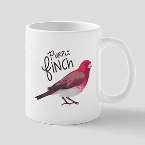 PuRPLe fiNch Mugs