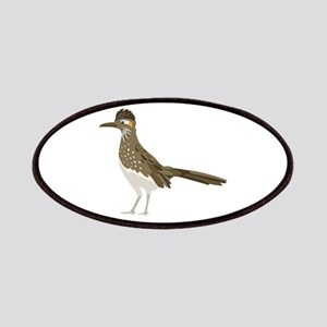 Greater Roadrunner Patches