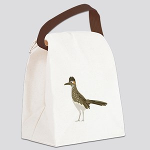 Greater Roadrunner Canvas Lunch Bag