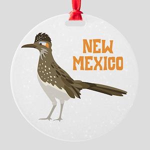 NEW MEXICO Roadrunner Ornament