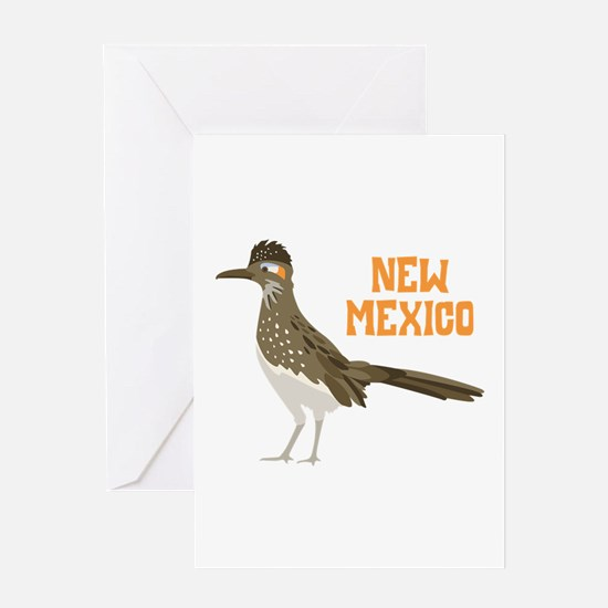 NEW MEXICO Roadrunner Greeting Cards