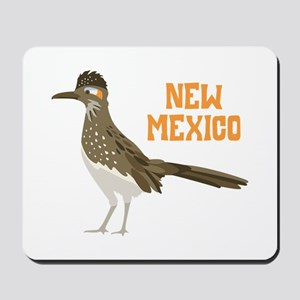 NEW MEXICO Roadrunner Mousepad