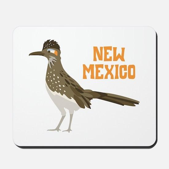 NEW MEXICO Roadrunner Mousepad