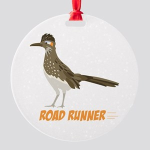 ROAD RUNNER Ornament