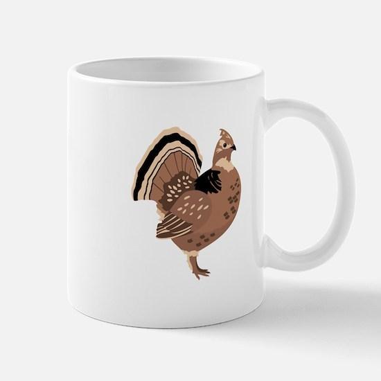 Ruffled Grouse Mugs