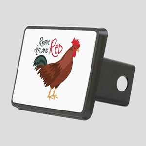 RhoDe IsLaND ReD Hitch Cover