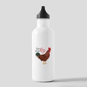 RhoDe IsLaND ReD Water Bottle