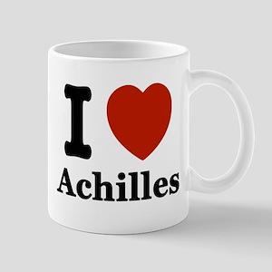 I love Achilles Mug