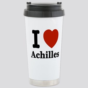 I love Achilles Stainless Steel Travel Mug