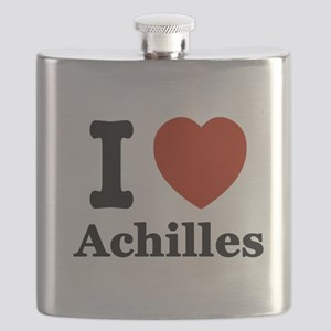 I love Achilles Flask