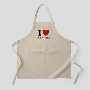 I love Achilles Apron