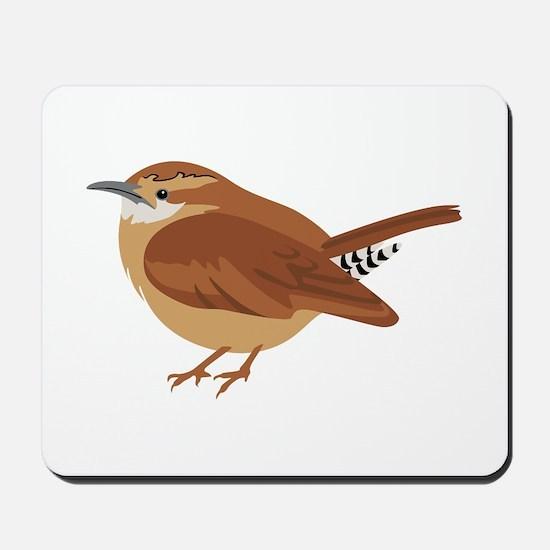 Great Wren Mousepad