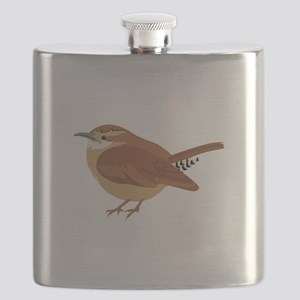 Great Wren Flask