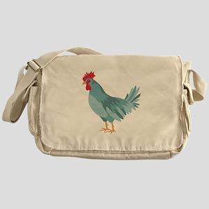 Blue Hen Messenger Bag