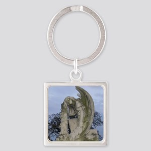 Weeping Angel Statue Keychains
