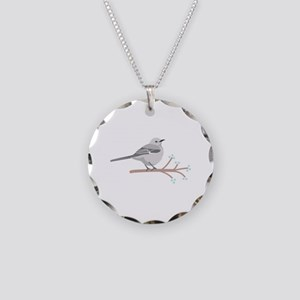 Northern Mockingbird Necklace