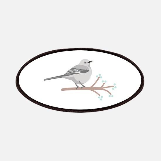 Northern Mockingbird Patches