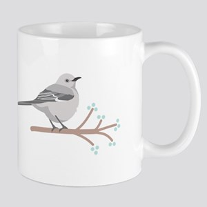 Northern Mockingbird Mugs