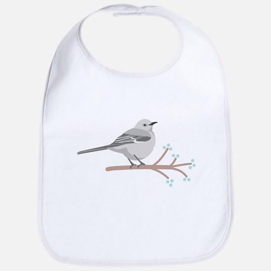 Northern Mockingbird Bib