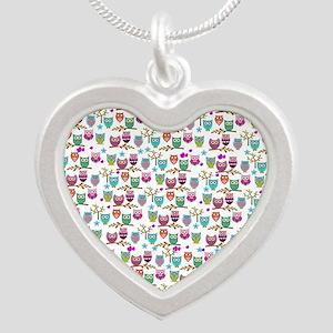 happyeulengross Silver Heart Necklace