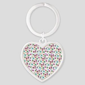 happyeulengross Heart Keychain
