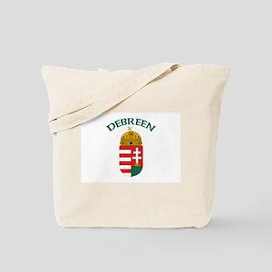 Debreen, Hungary Coat of Arms Tote Bag