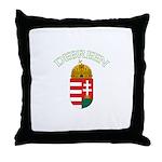 Debreen, Hungary Coat of Arms Throw Pillow