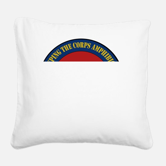 Since 1941 NG Square Canvas Pillow