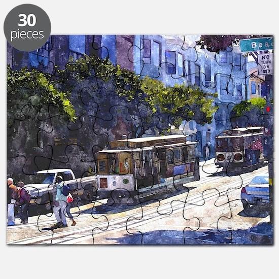 San Francisco 020 Puzzle
