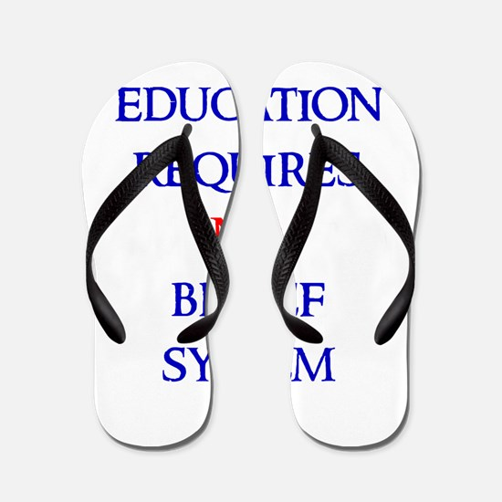 Education Flip Flops
