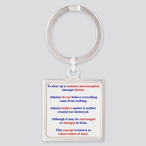 Science Lesson Keychains