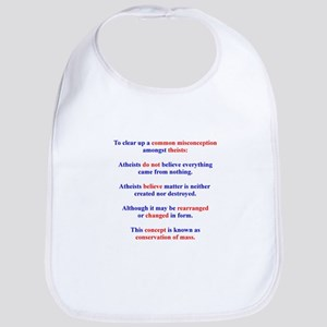 Science Lesson Bib