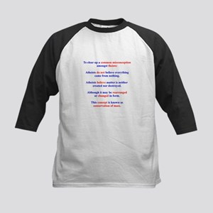 Science Lesson Baseball Jersey