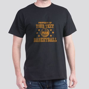 Personalized Property of Basketball T-Shirt