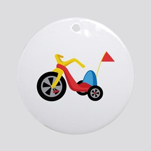 Big Wheel Ornament (Round)