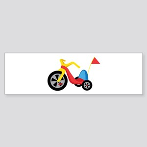 Big Wheel Bumper Sticker