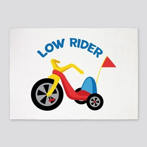Low Rider 5'x7'Area Rug