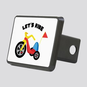 Lets Ride Hitch Cover