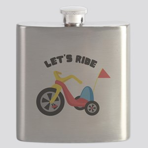 Lets Ride Flask