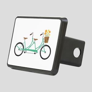 Tandem Bike Hitch Cover