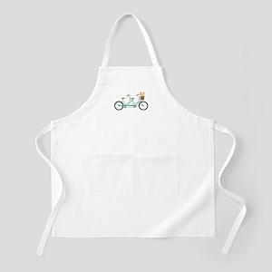 Tandem Bike Apron