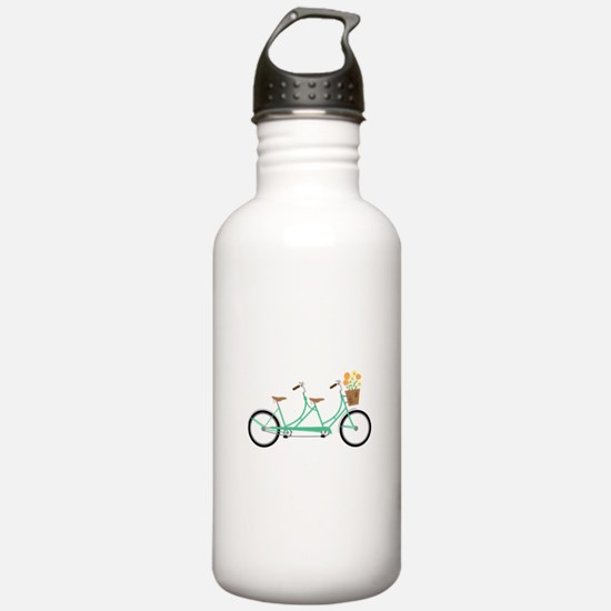 Tandem Bike Water Bottle