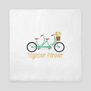 Together Forever Queen Duvet